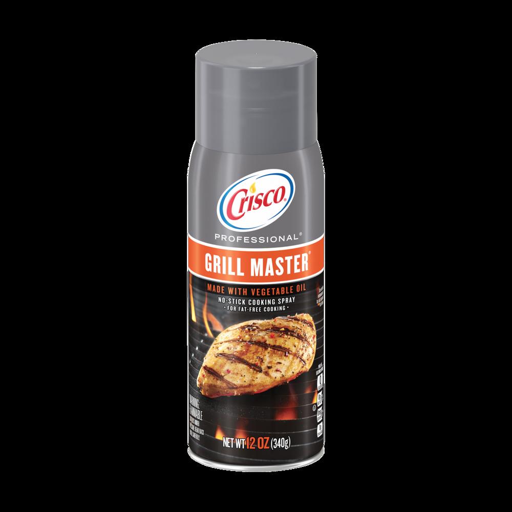 Crisco Professional® Grill Master® No-Stick Grill Spray