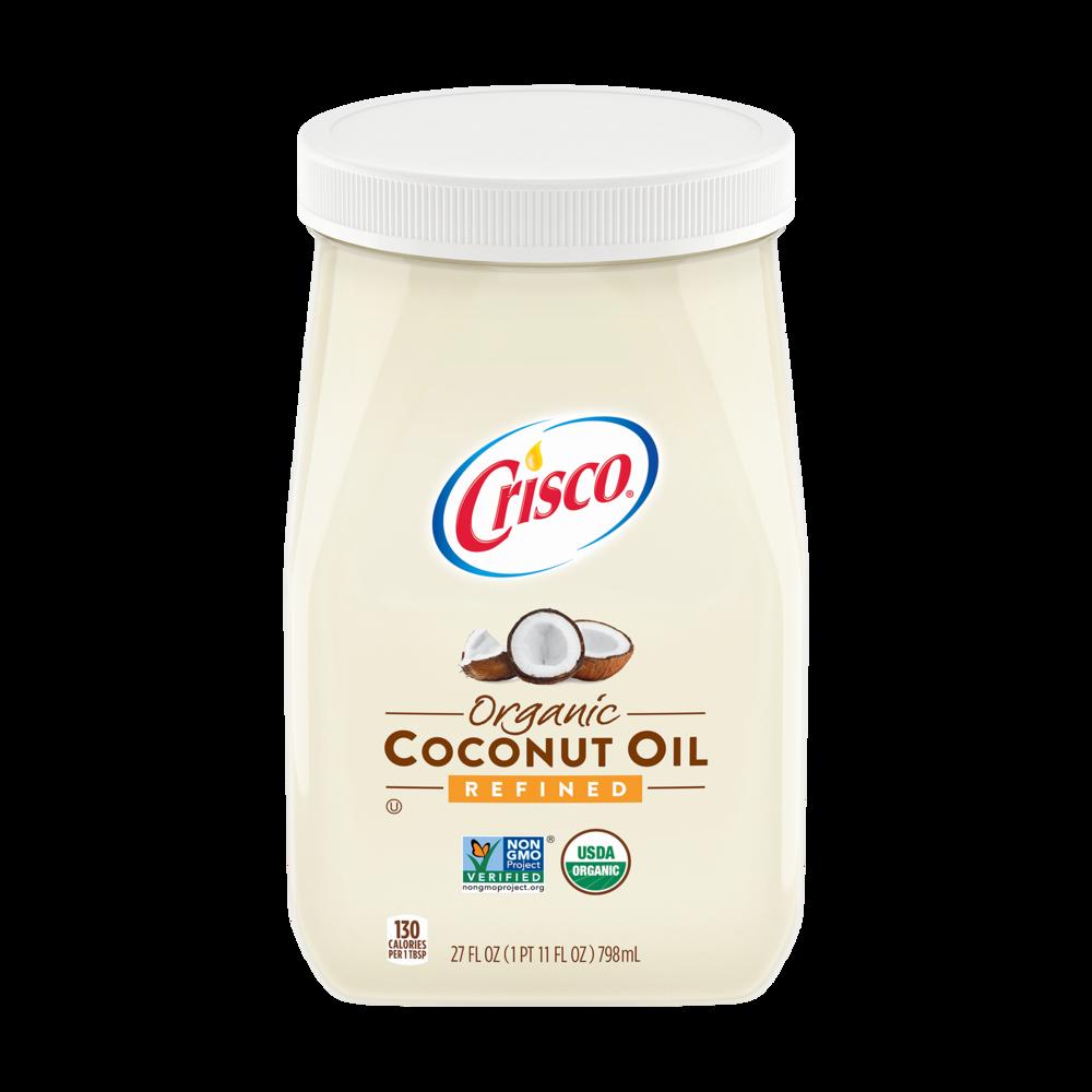 Refined Organic Coconut Oil