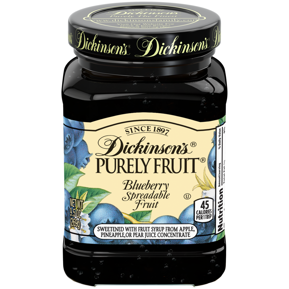 Blueberry Spreadable Fruit