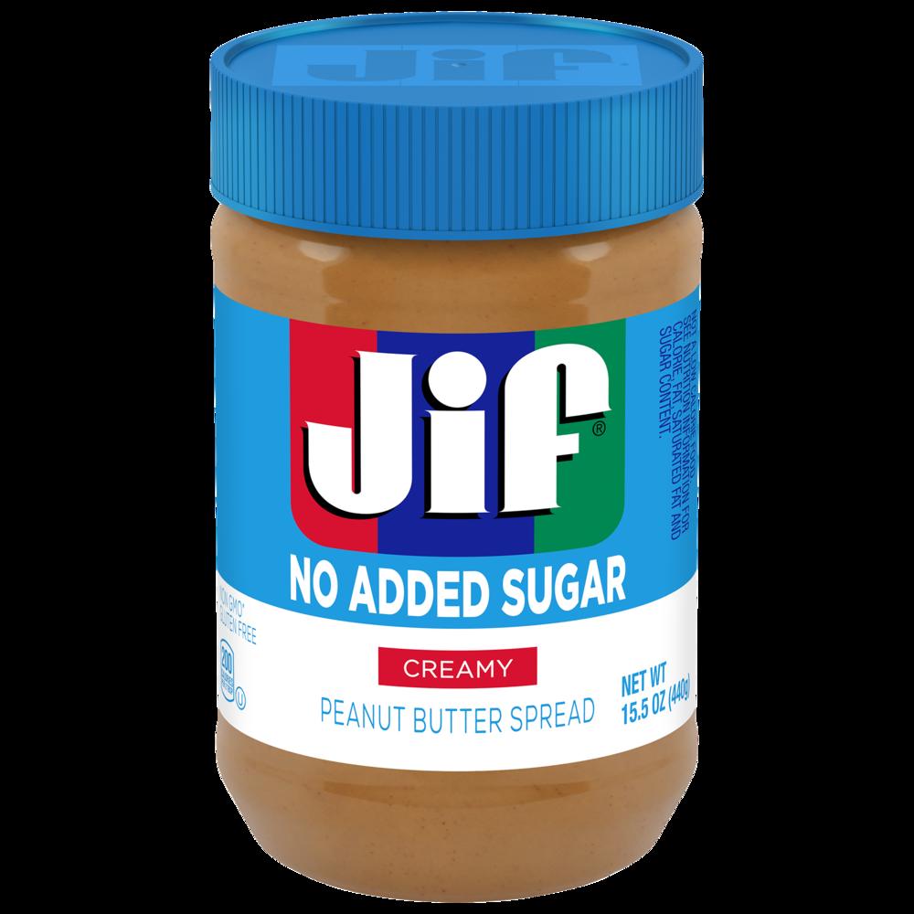 No Added Sugar Creamy Peanut Butter Spread