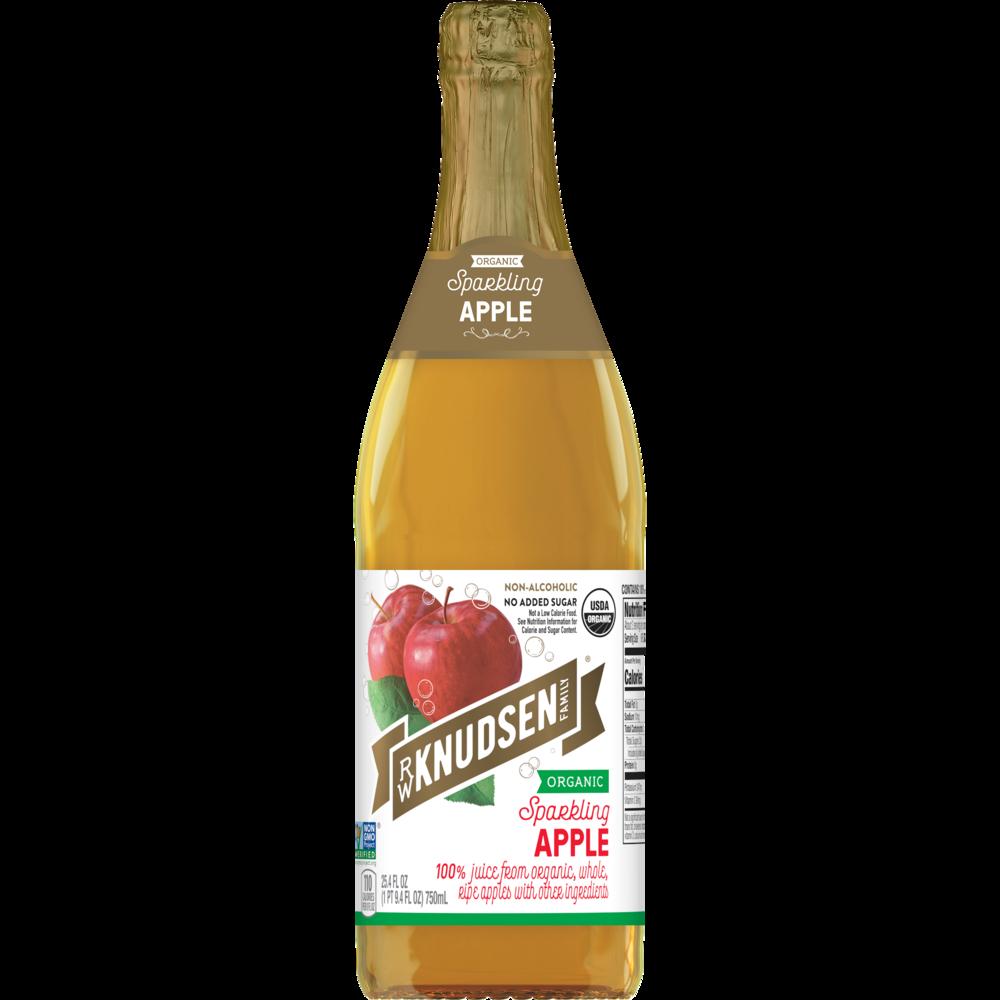 Sparkling Organic Apple