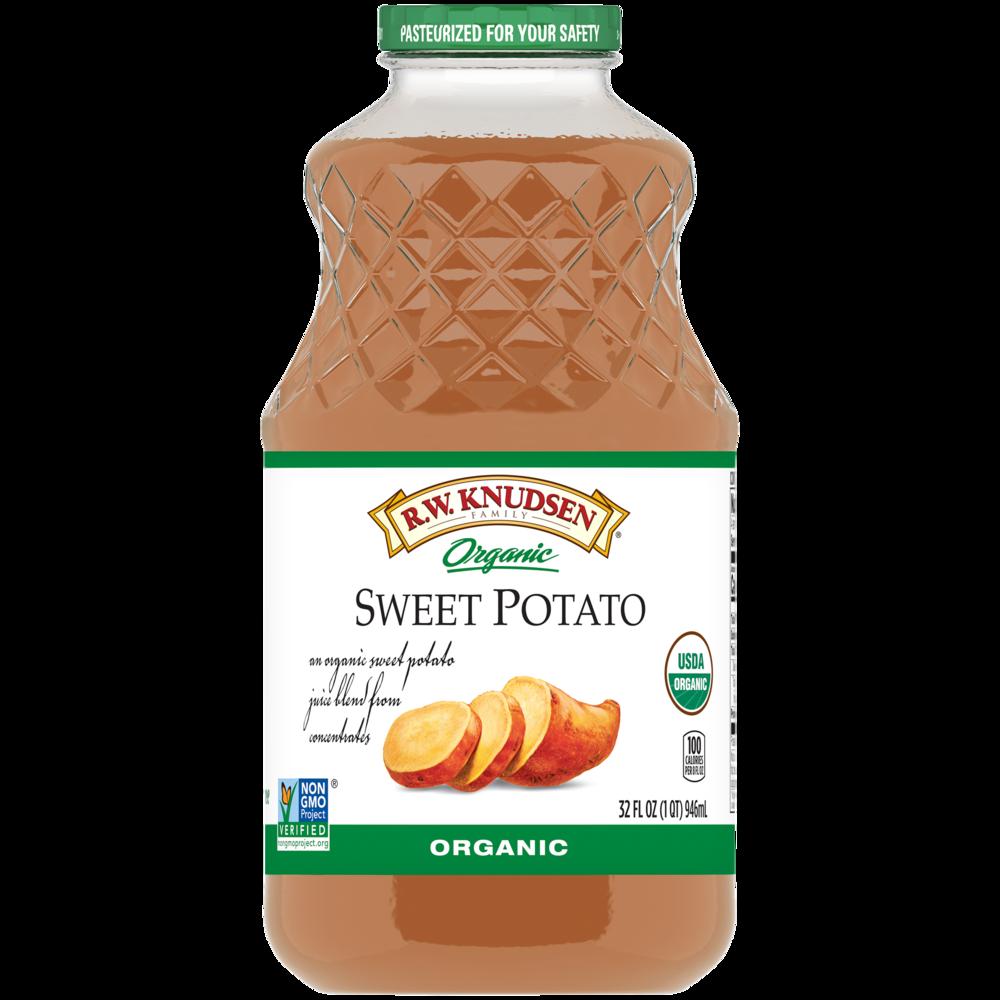 Organic Sweet Potato Juice