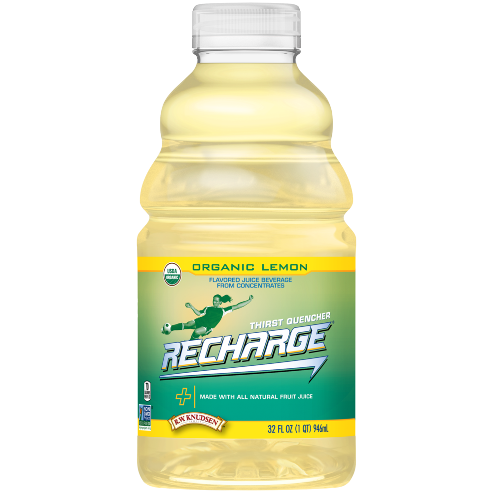 Organic Lemon Recharge®