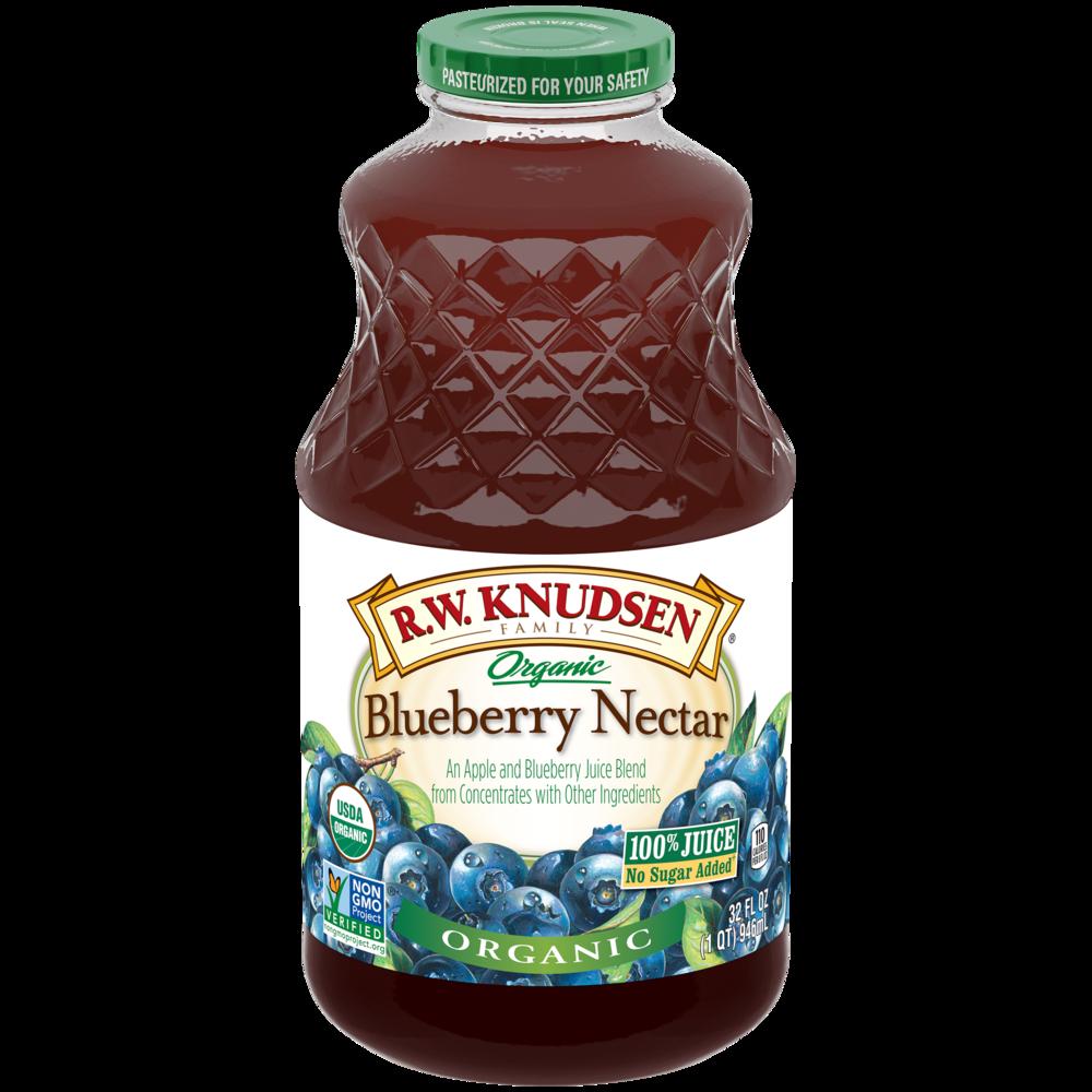 Organic Blueberry Nectar