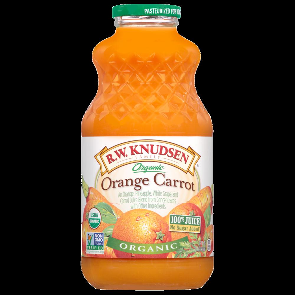 Organic Orange Carrot