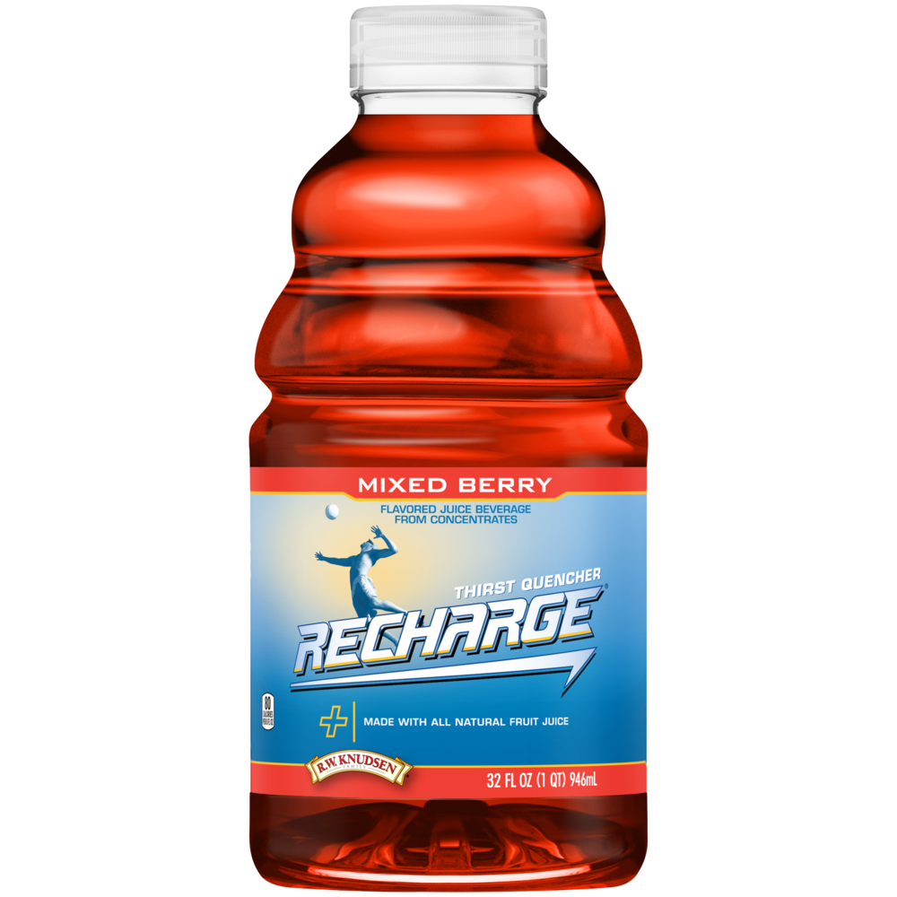 Mixed Berry Recharge®