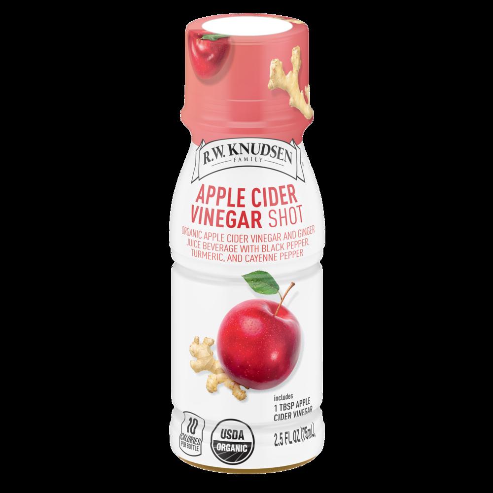 Apple Cider Vinegar Juice Shot