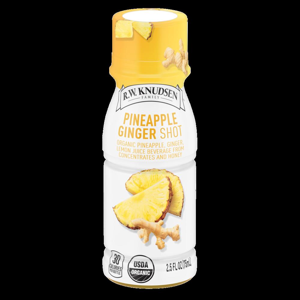 Pineapple Ginger Juice Shot