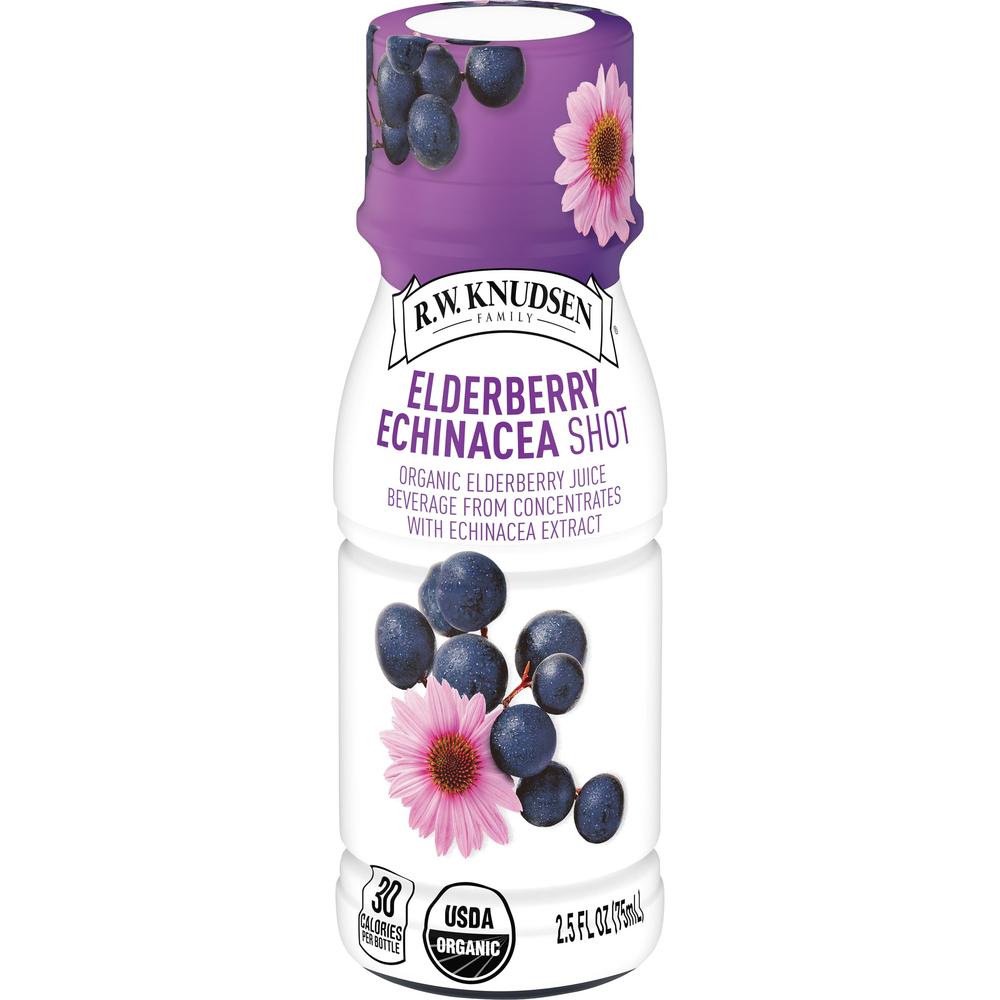 Elderberry EchinaceaJuice Shot