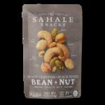 White Cheddar Black Pepper Bean + Nut Snack Mix