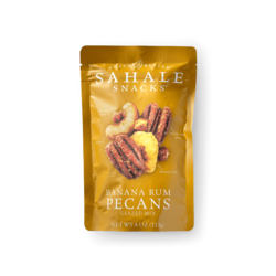Banana Rum Pecans Package