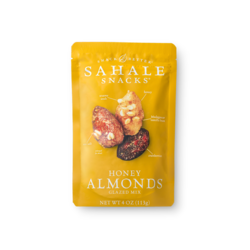 Honey Almonds Package
