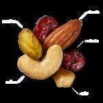 Classic Fruit + Nut Trail Mix