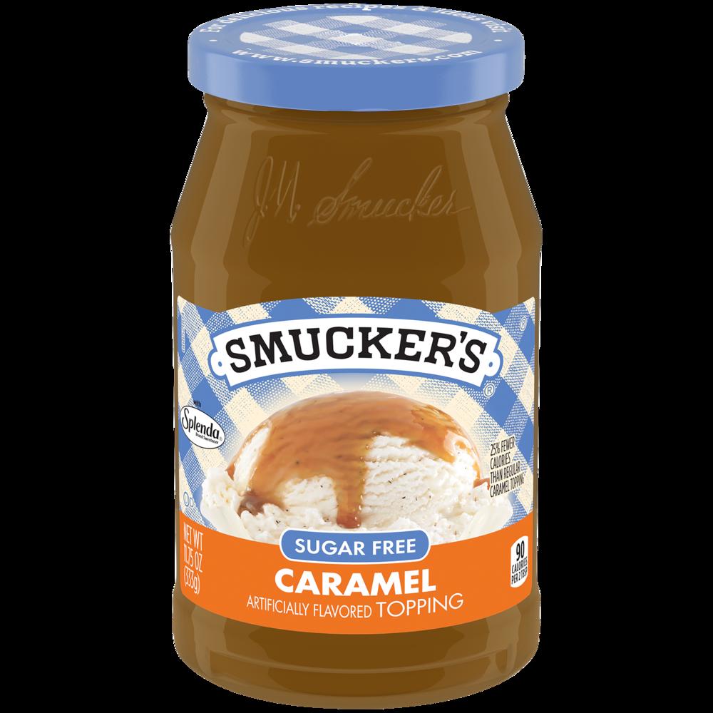 Sugar Free Caramel Topping