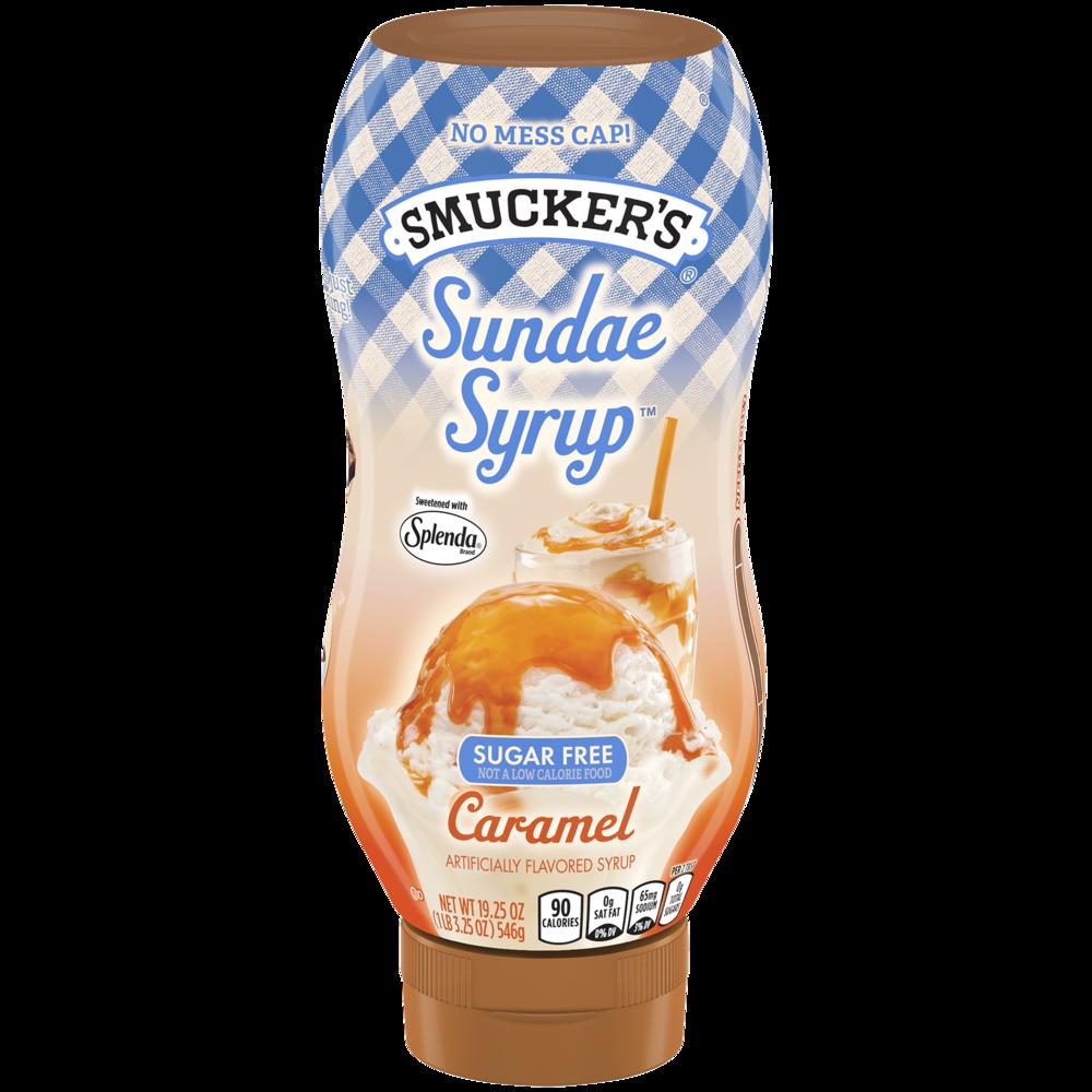 Sugar Free Caramel Sundae Syrup