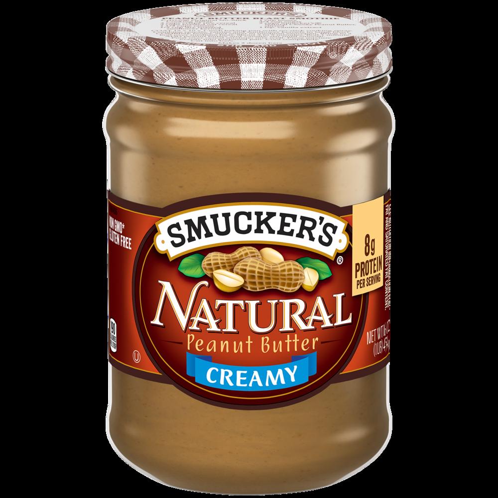 Natural Creamy Peanut Butter