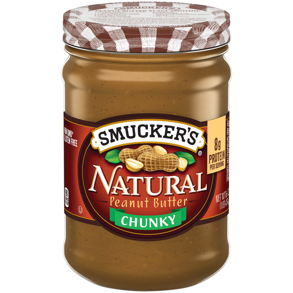 Natural Chunky Peanut Butter