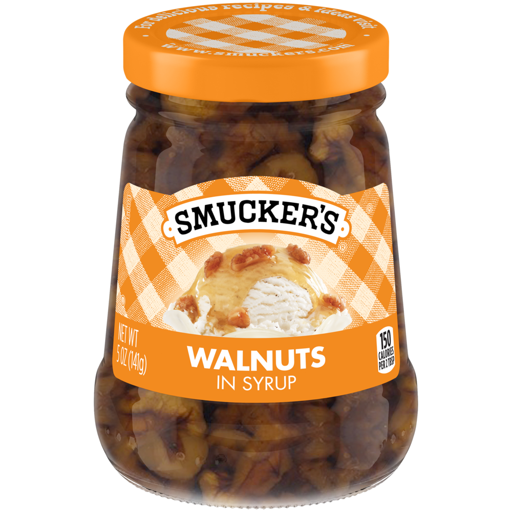 Walnuts in Syrup