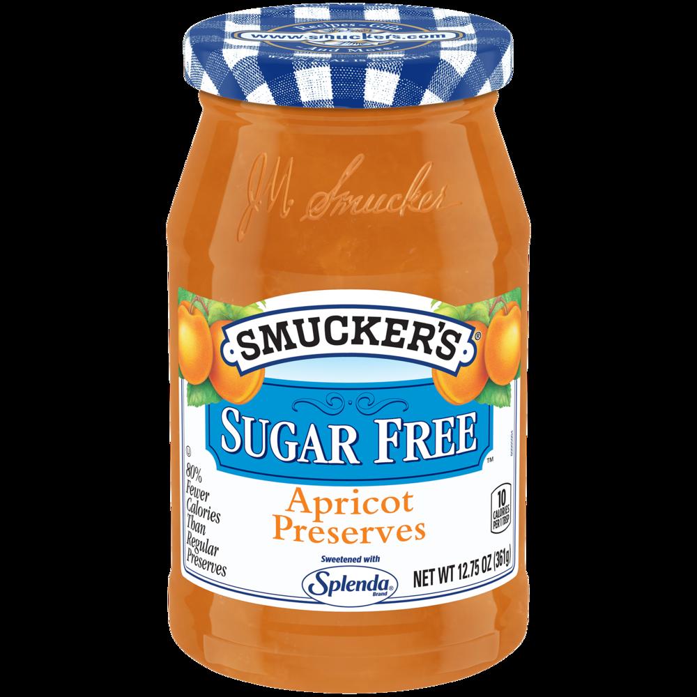 Sugar Free Apricot Preserves with Splenda