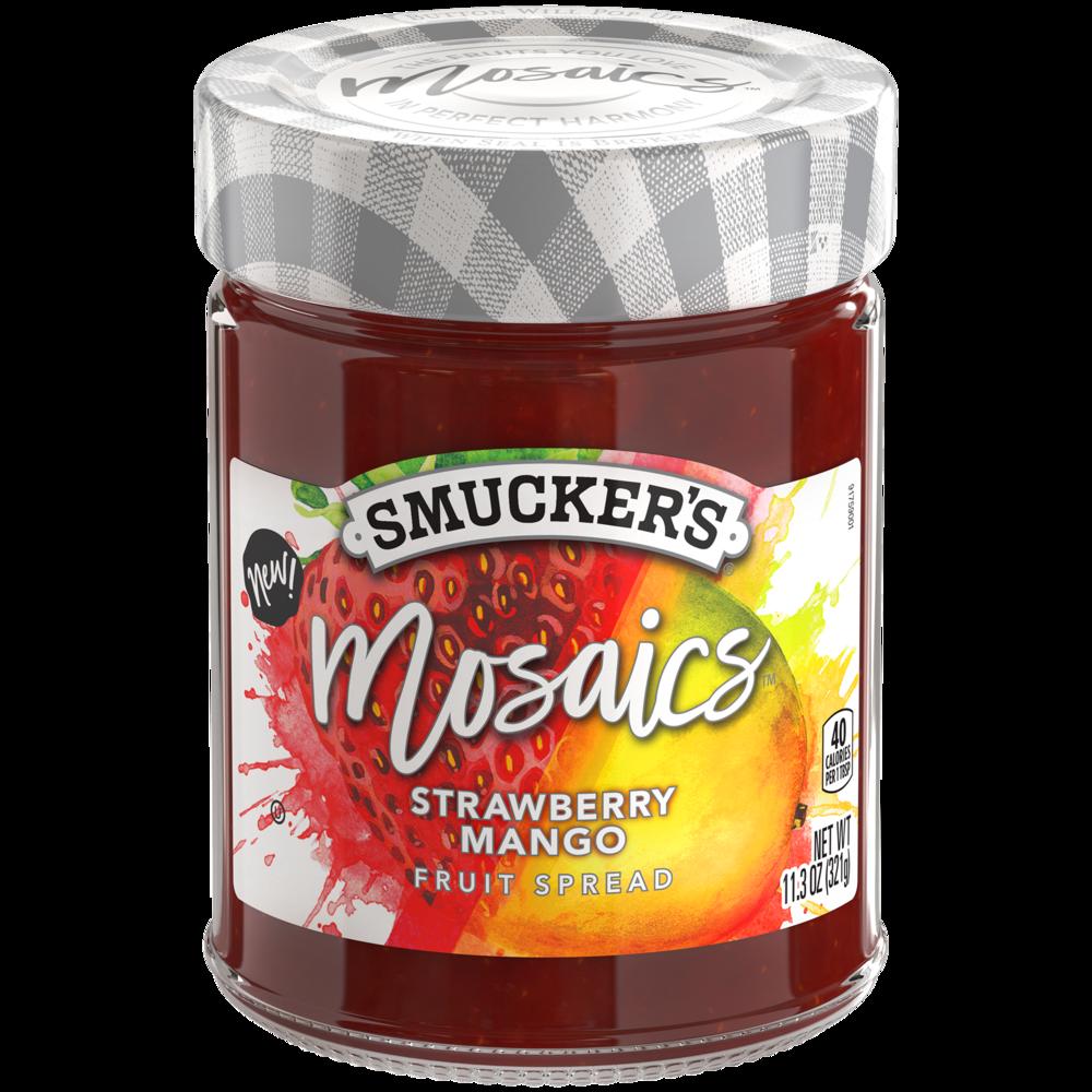 Smucker's Mosaics® Strawberry Mango Fruit Spread