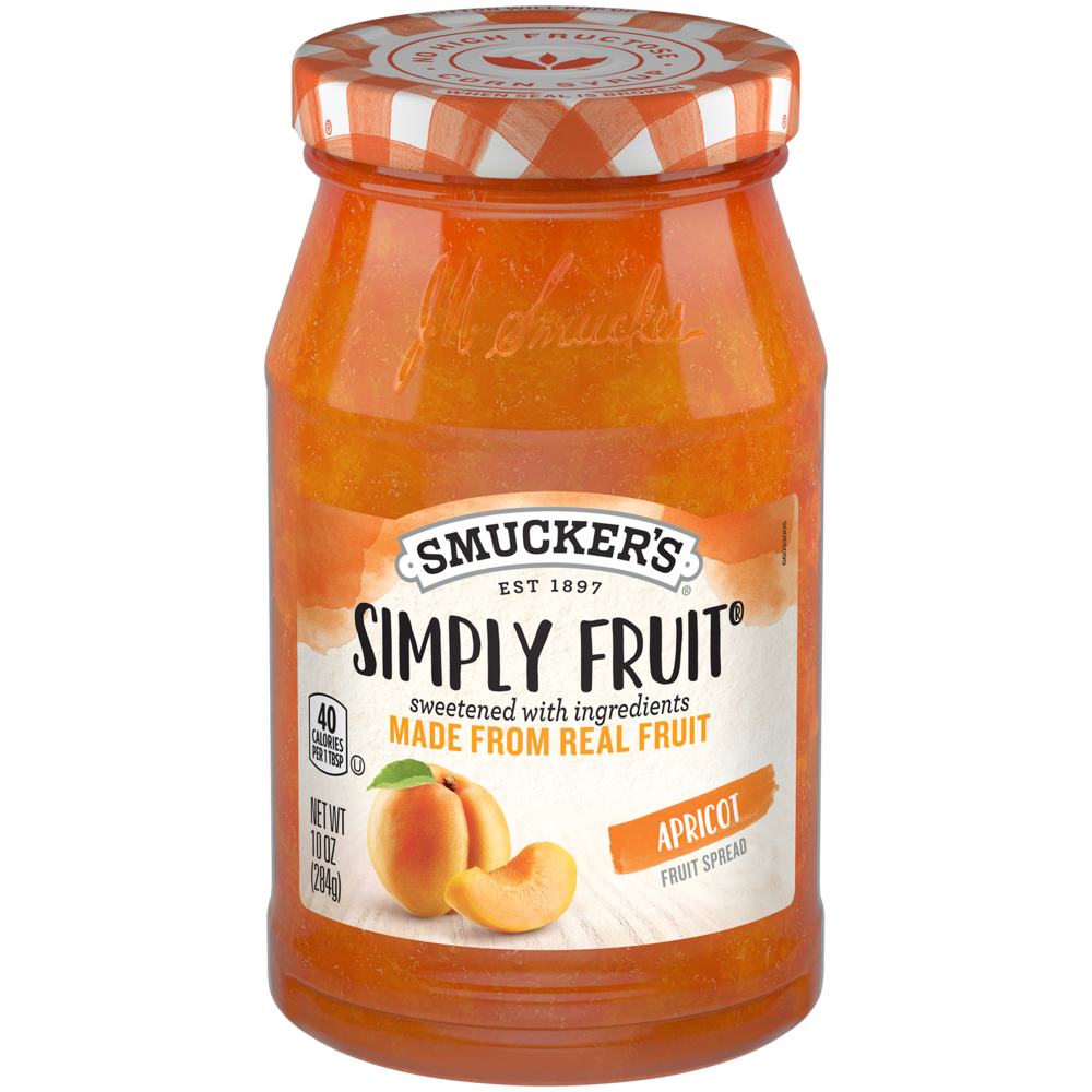 Simply Fruit® Apricot Spreadable Fruit