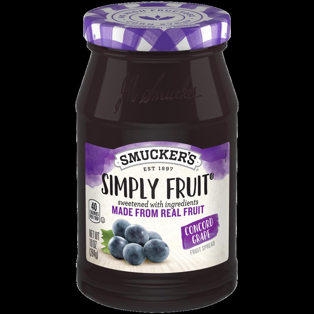 Simply Fruit® Concord Grape Spreadable Fruit