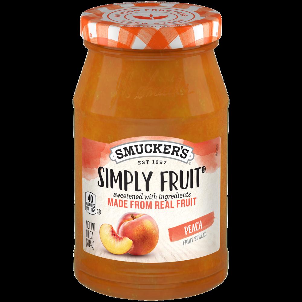 Simply Fruit® Peach Spreadable Fruit