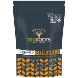 Organic Sprouted Bean & Lentil Blend