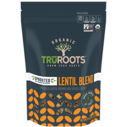 Organic Sprouted Lentil Blend