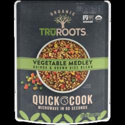Quick Cook Vegetable Medley Quinoa & Brown Rice Blend