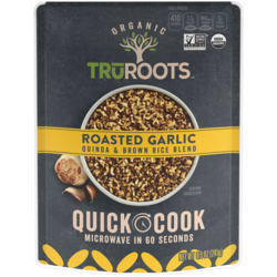 Quick Cook Roasted Garlic Quinoa & Brown Rice Blend