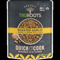 Quick Cook Roasted Garlic Quinoa & Brown Rice Blend